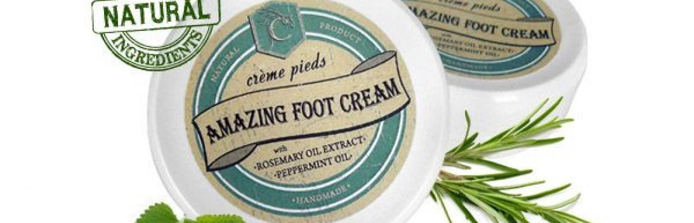 Amazing Foot Cream