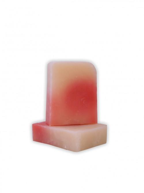 """Натурален сапун с масла """"Роза"""""""