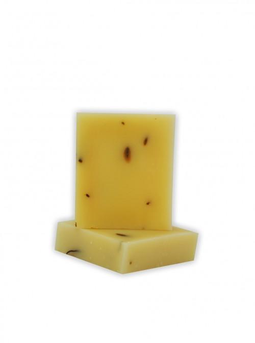 """Натурален сапун с масла """"Билкова градина"""""""