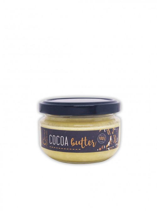 Cocoa butter 120 ml.