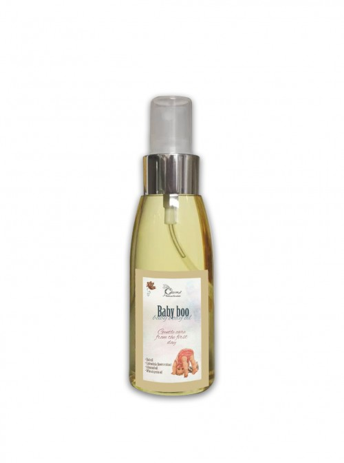 Body oil with Calendula and Oat oil - baby and kids 100 ml