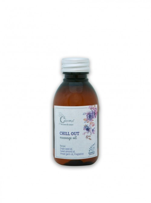 """Natural massage oil """"Chill Out"""""""