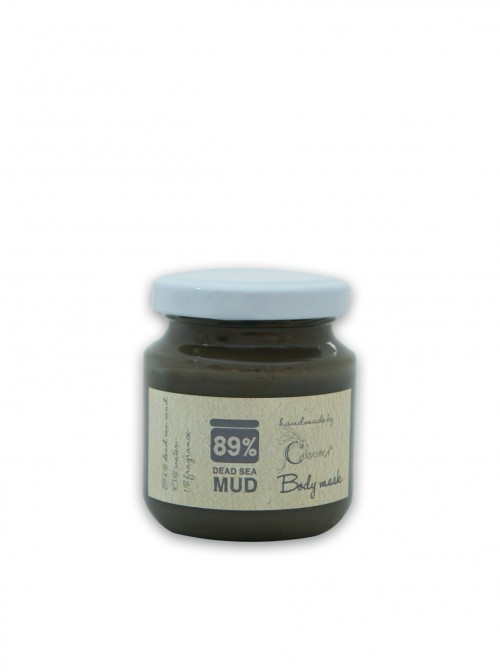 Body mask with mud 130 ml.