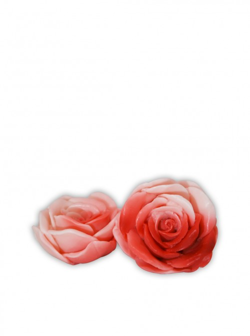 """Натурален сапун форма """"Роза"""""""