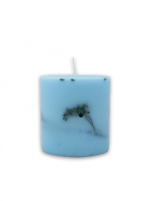 Декорирана свещ Спа