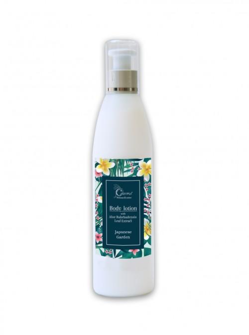 "Body lotion with Aloe Vera ""Japanese garden"""
