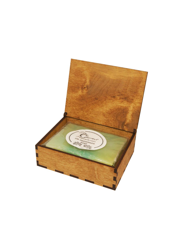 """Дървена кутия """"Casyopea"""""""