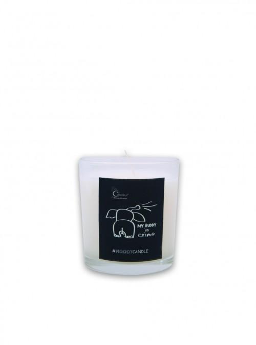 Moody - My Buddy Aromatherapy Candle