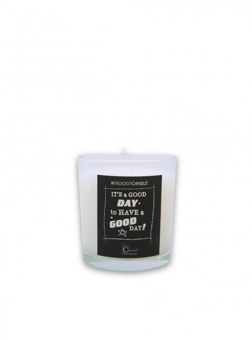 Moody Aromatherapy Candle - It's a Good Day